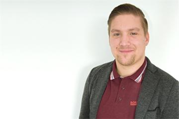 Mark-Xaver Gajdos - Kunden- und Personalbetreuer - MLS